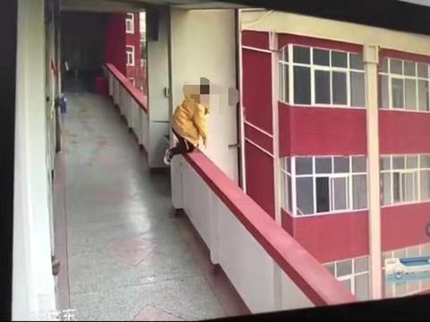 高中女生吸烟被查 写完情况说明后跳楼身亡