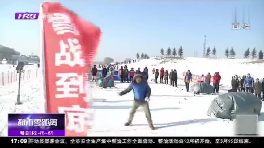 哈尔滨今冬成最热门旅游地,东北市民热情好客获游客点赞:豪爽!