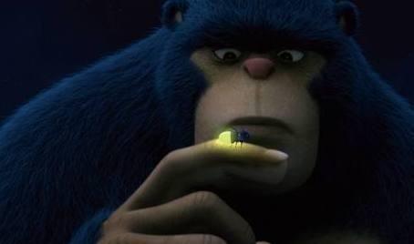 《熊出没》中的五大神兽,山神团子不算啥,最后一个神仙才是厉害