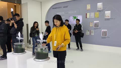 【展会视频】OPPO未来科技大会——5G CPE助力智能家居极速体验