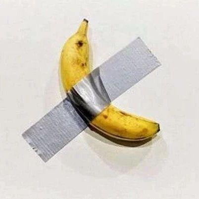 【新闻关键词】标价12万美元的香蕉被当场吃掉 艺术家:很美味