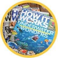 2020重磅!世界知名少儿科普杂志《How it works》中文版开订!全球350万读者、爱迪生比尔盖茨都读!