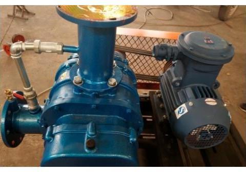 罗茨真空泵噪音大及解决办法以及组装时注意事项
