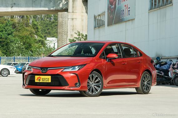 丰田卡罗拉 12月报价 天津最高降0.80万