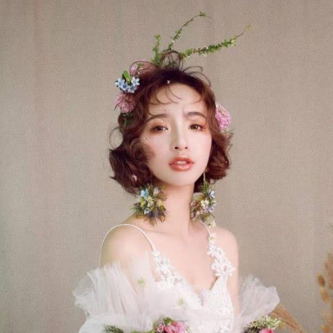 心理测试:结婚时你会用哪种新娘发型?测最终你会嫁给怎样的男人