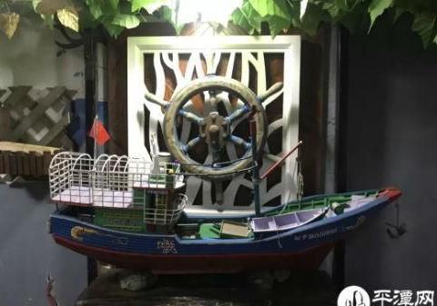 传承平潭记忆!船模手艺人:盼更多人看到纯手工制作平潭渔船