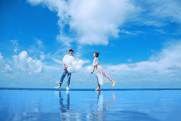 2019巴厘岛两人蜜月旅拍婚纱照花多少?知名旅拍机构摄视界来解答