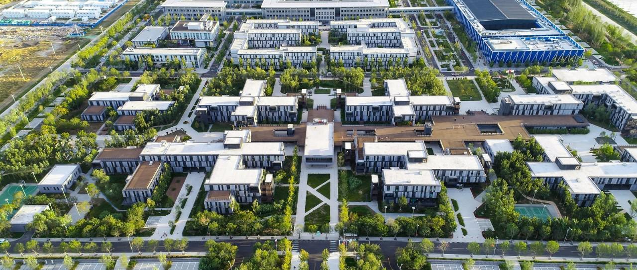 最新好消息!雄安市民服务中心项目荣获中国建设工程鲁班奖