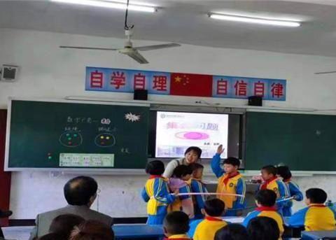 """衡阳蒸湘区实验小学赴衡东县开展""""送教下乡""""活动"""