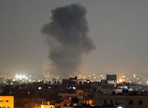 哈马斯武装海军遭以色列摧毁,七万大军誓言报复,打开潘多拉魔盒
