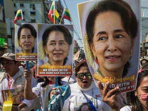 57国突然对缅甸下手昂山素季被逼站上国际法庭,中方亮出严正态度