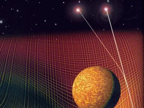 什么是引力辐射?它和电磁辐射有什么关系?