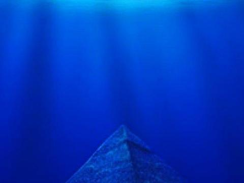 为什么说百慕大三角的海底金字塔是假的?