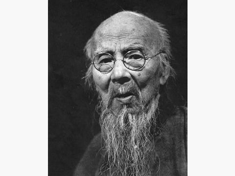 齐白石90岁时作品, 画虎不画头, 却卖了3千万, 放大后才明白了