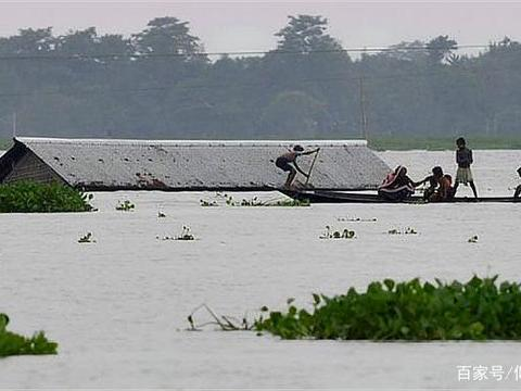 令人心碎!印度雨季已造成1000多人遇难,洪水预警将继续
