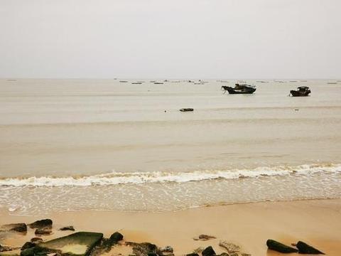 广东徐闻白沙湾:中国大陆的最南端