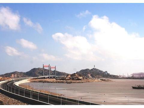 经典桥梁-东海大桥