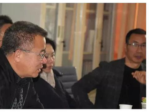 滨州渤海中学来广饶一中考察交流