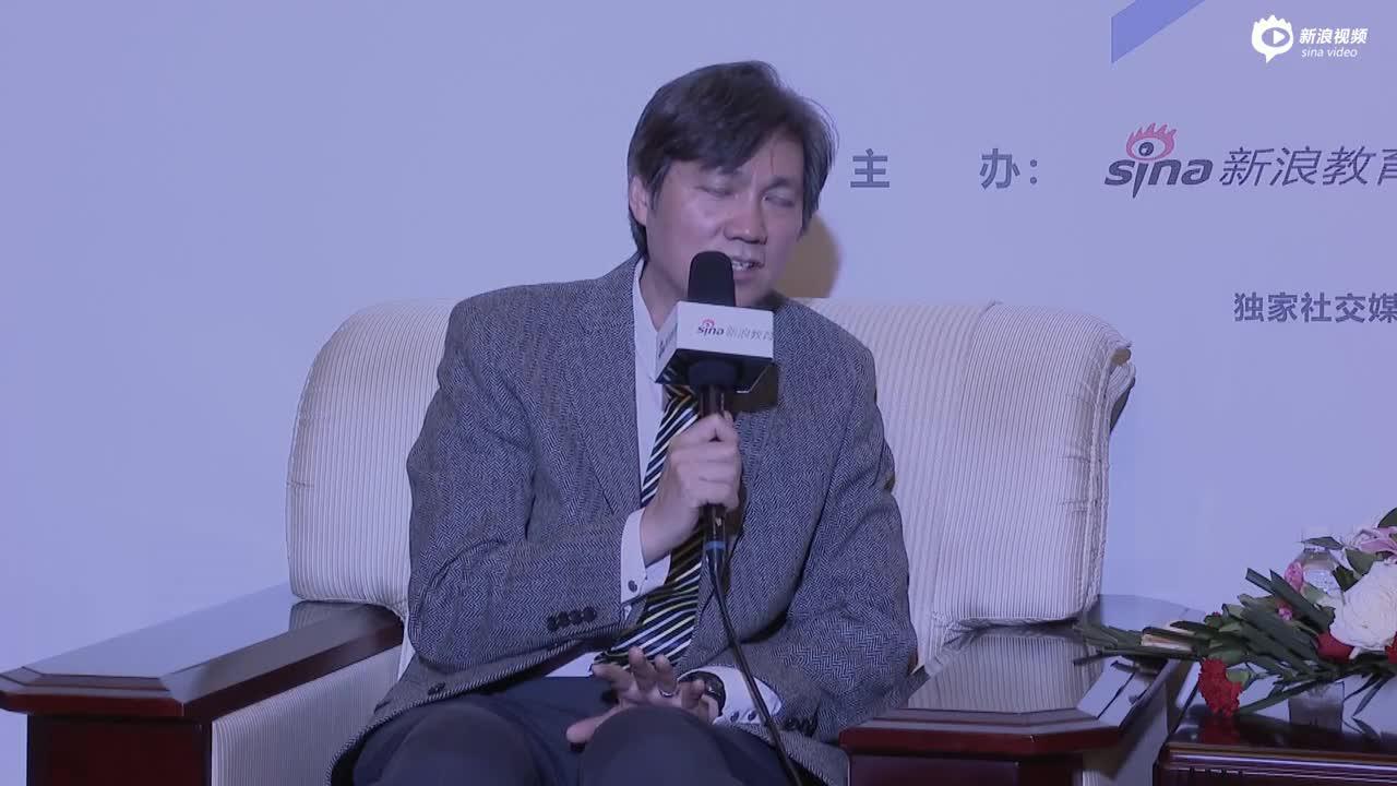 国际学校择校展访谈:君诚学校总校长:陈晓民博士