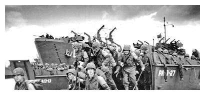 登陆风险巨大 为什么组织有力的德军没有守住诺曼底