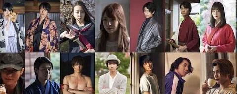 真人电影「BLOOD-CLUB DOLLS2」2020年夏季上映