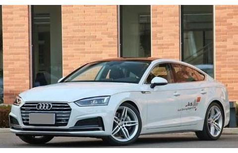 无框车门+溜背造型,奥迪A5更懂年轻人,还看啥奔驰C级!