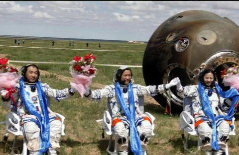 """宇航员为何不能在太空""""放屁""""?"""