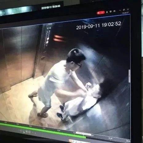 轰动合肥的电梯间殴打幼童案开庭!被告人:量刑建议过重!
