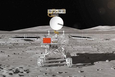 2019中国登月再创辉煌,首次在月球实现种子发芽,成功长出棉叶