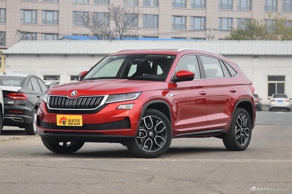 12月新车比价 斯柯达柯迪亚克GT长沙最高降3.03万