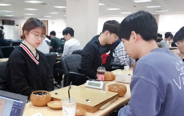 GS加德士杯预选赛 崔精负李志贤止步18连胜