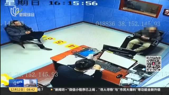 """偷盗僵尸车不算偷?上海""""孔乙己""""怒怼民警"""