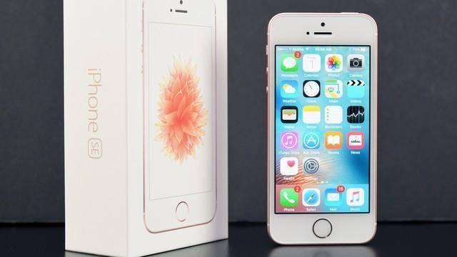 小钢炮iPhone SE2采用A13处理器曝光,iPhoneX前辈悲惨让路致敬