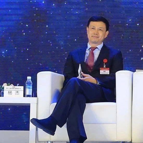 中国移动董事长杨杰:5G将成为信息流动的主动脉