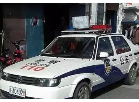 """中国警车""""大换装"""",丰田大众成过去,新车更显国之威严"""