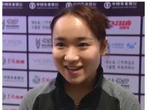 日本名将点评:伊藤美诚拥有战胜中国队的实力!自己会尽全力配合