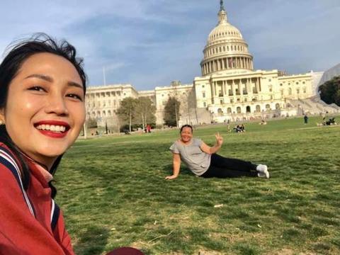 越南女保姆在明星家工作10年,常与明星一家出国旅游住高档酒店