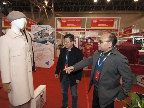 安徽时尚街区在国际纺织服装博览会精彩呈现,向长三角一体化迈进