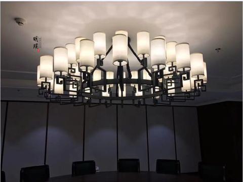 选购酒店工程灯具要注意什么?