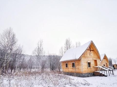 """中国最北""""北极圣诞村"""",确定不是芬兰圣诞村的""""山寨货""""?"""