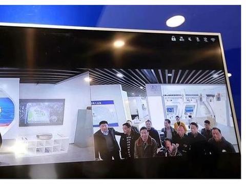 十堰天门商会率员考察中国电信天翼智云服务平台