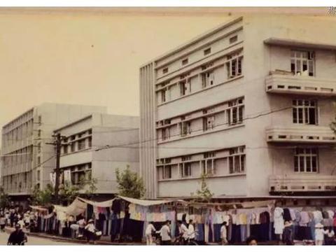 郴州桂阳老照片:体育馆,电影院,商业街,向阳路,三中,一中