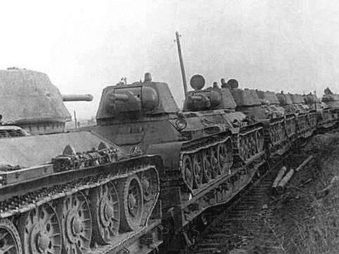 揭秘: 第二次世界战争, 德国败给苏联, 并不是因为天气