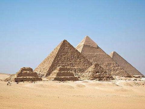 埃及金字塔大揭秘!埃及发现5000年前的宝藏,疑似金字塔图纸