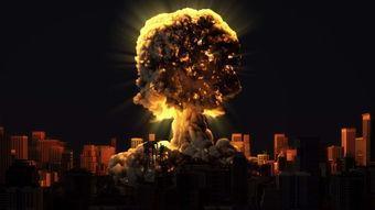 核战爆发时,农村2米深菜窖能否安全藏身?