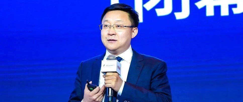 科大讯飞刘庆峰:心中有一团火 就能看见未来