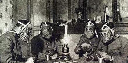 二战德军宁可牺牲也不使用化学武器?并不是德军有人性
