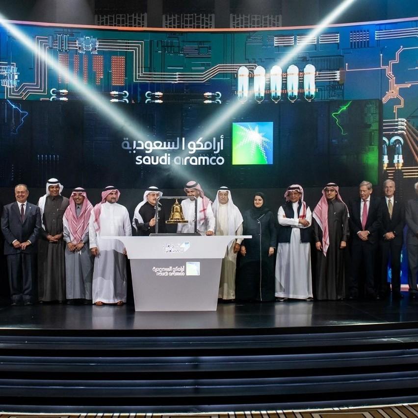 沙特石油上市 市值已超苹果?
