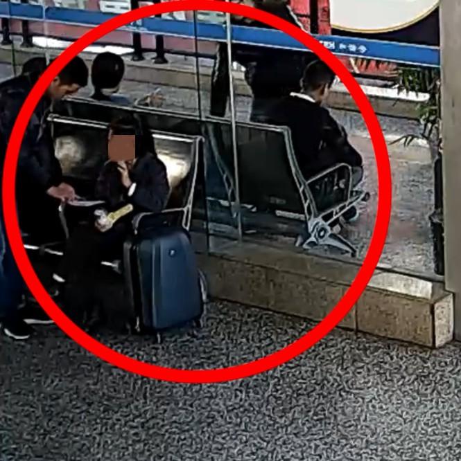 行拘6天!男子在南宁火车站内乞讨,被拒后竟划坏旅客手机!