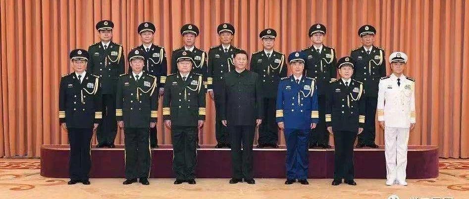 南北东三大战区军政主官半年内均晋升上将